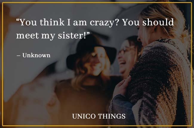 funny sister quotes cute