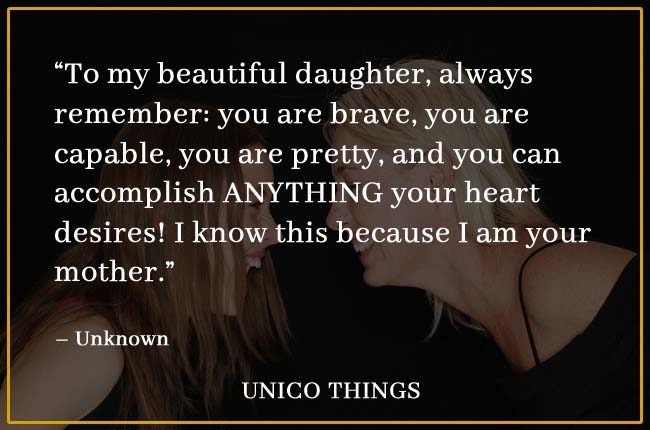 Mother Daughter Quotes and sayings