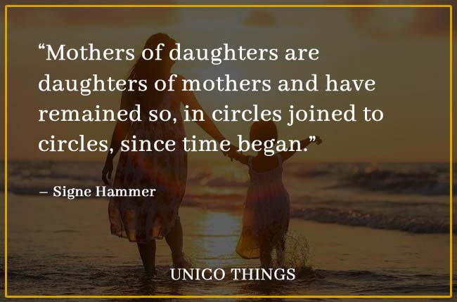 mother daughter quotes and saying